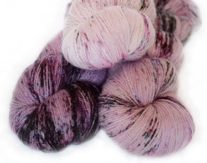 Zestaw OWCA Sock Lace - Blueberry cocktail