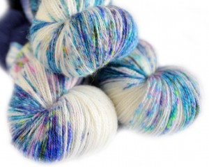 OWCA Sock Lace - Colorful Dreams